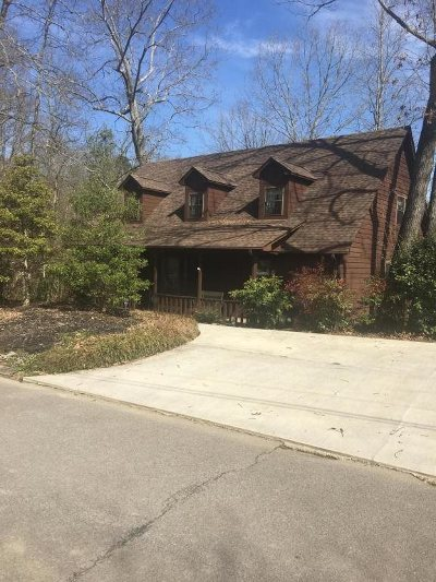 Single Family Home For Sale: 1512 Brentwood