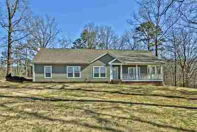 Single Family Home For Sale: 117 County Road 623