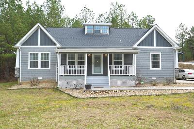 Single Family Home For Sale: 237 County Road 752