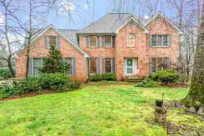 Hixson Single Family Home For Sale: 1900 Red Fox Ln