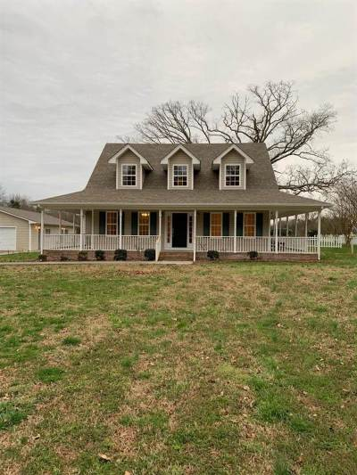 Madisonville Single Family Home For Sale: 475 Isbill Road