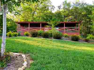 Tellico Plains Single Family Home For Sale: 1505 Belltown Rd