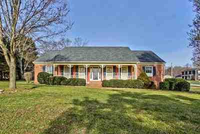 Hickory Hills Single Family Home For Sale: 1077 Old Charleston NE
