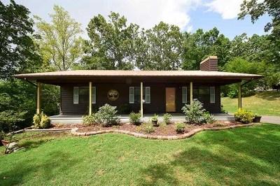 Cleveland Single Family Home For Sale: 1121 Hilltop Dr NE