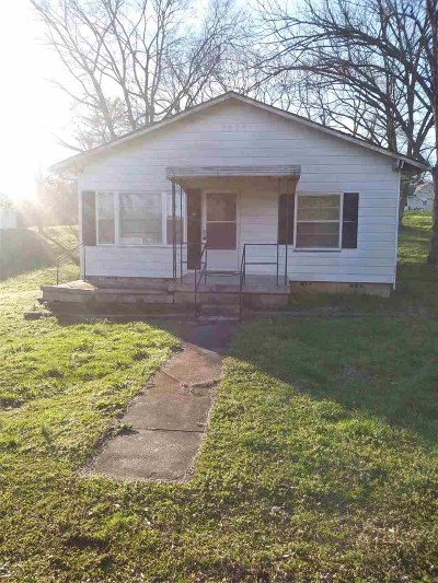 Etowah Single Family Home For Sale: 1014 Indiana Avenue