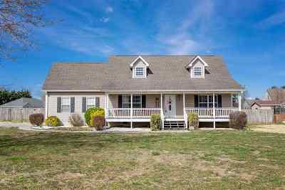 Single Family Home For Sale: 127 Misty Meadows Cir
