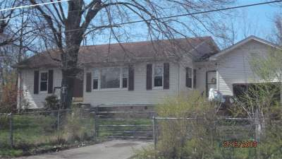 Single Family Home For Sale: 1400 Johnson Street