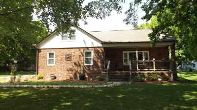 Spring City Single Family Home For Sale: 213 New Lake Road