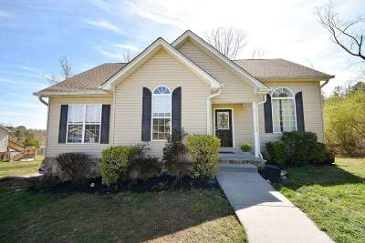 Cleveland Single Family Home For Sale: 1302 Woodland Cove