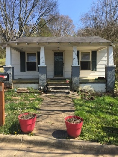 Cleveland Single Family Home For Sale: 1075 East Street