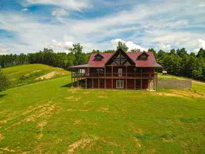 Single Family Home For Sale: 4470 Lynn Road