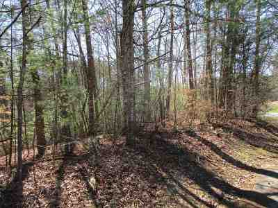 Tellico Plains Residential Lots & Land For Sale: 21 Acres Maple Springs Rd
