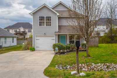 Single Family Home Contingent: 8344 Old Cleveland Pike