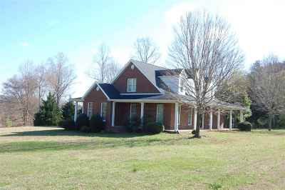 Athens Single Family Home For Sale: 120 County Road 452