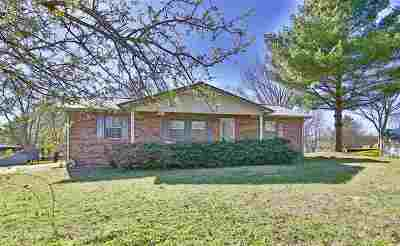 Madisonville Single Family Home For Sale: 213 Sequoyah Dr