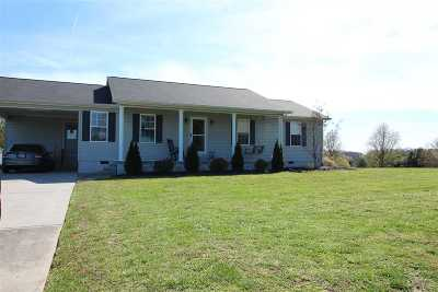 Single Family Home For Sale: 144 Vineyard Road
