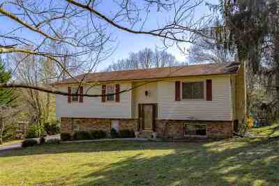 Single Family Home Contingent: 165 Sierra Drive