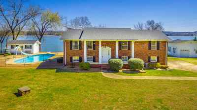 Soddy Daisy Single Family Home Contingent: 10722 Greenfield Road