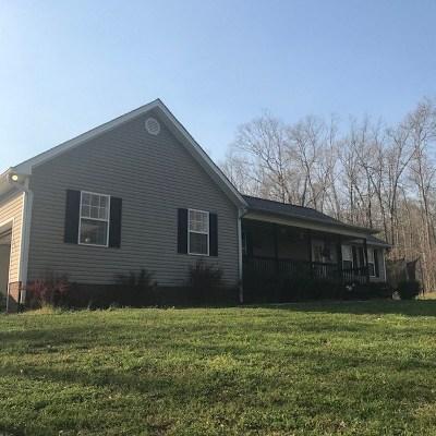 Georgetown Single Family Home Contingent: 397 Van Davis Road NW