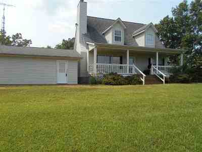 Single Family Home For Sale: 1077 County Road 119