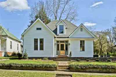 Athens Single Family Home For Sale: 601 Ingleside Ave