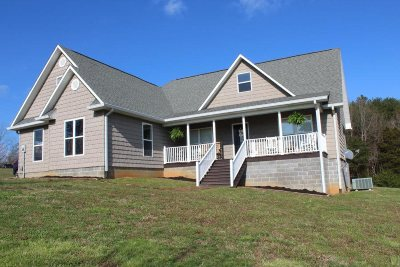 Madisonville Single Family Home For Sale: 118 Hull Road