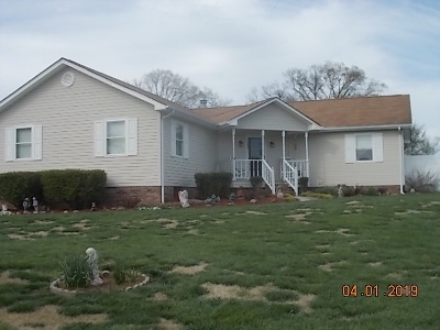 Riceville Single Family Home For Sale: 124 County Road 101