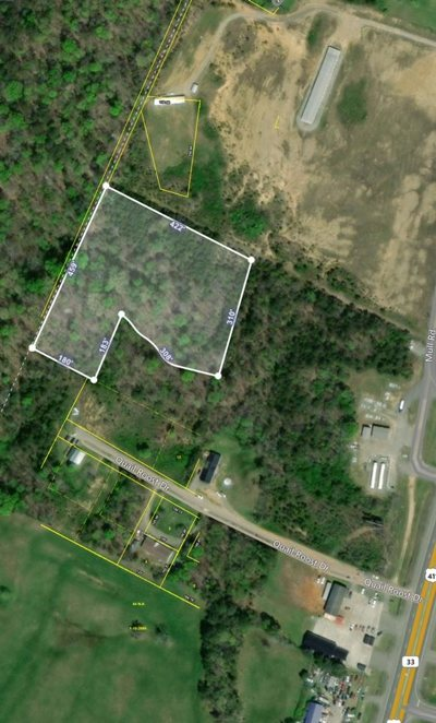 Benton Residential Lots & Land For Sale: Mull Road