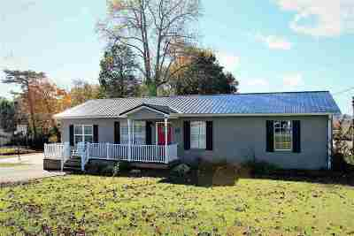 Tellico Plains Single Family Home For Sale: 135 Scenic Circle