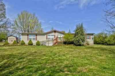 Niota Single Family Home For Sale: 304 County Road 264
