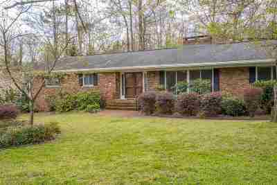 Edgewood Hills Single Family Home For Sale: 3407 Edgewood Circle NW
