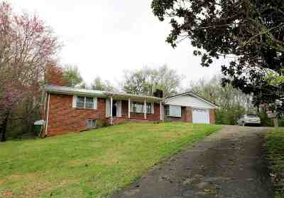 Etowah Single Family Home Contingent: 289 County Road 890