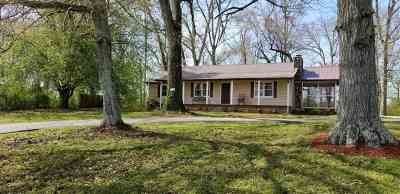 Madisonville Single Family Home For Sale: 118 Henderson Dr