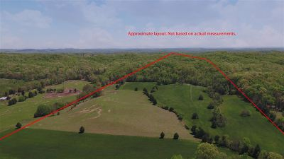 Rhea County Residential Lots & Land For Sale: 128ac Jim Grasham Road