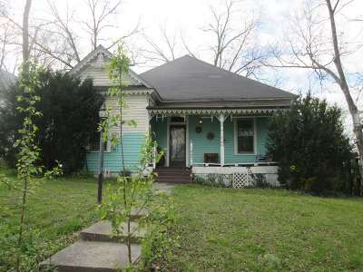 Etowah TN Single Family Home For Sale: $67,000