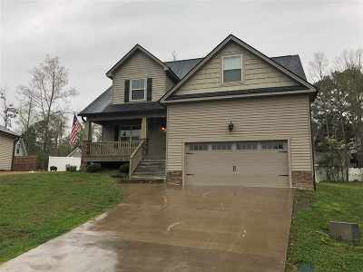 Silver Springs Single Family Home For Sale: 537 Clintons Pass