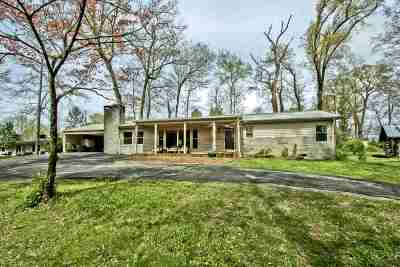 Single Family Home For Sale: 538 Lockmiller Blvd
