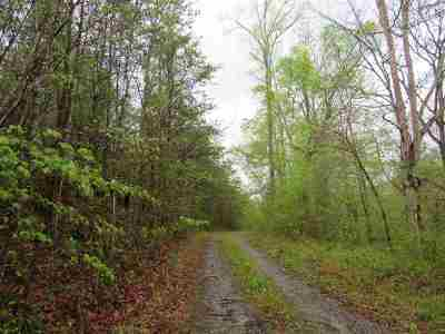 Benton Residential Lots & Land For Sale: 830 Welcome Valley Rd