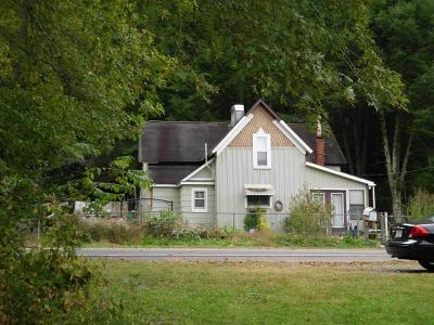 Tellico Plains Single Family Home For Sale: 2127 Reliance Road