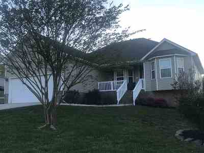 Cleveland Single Family Home For Sale: 345 Farmway Drive SE