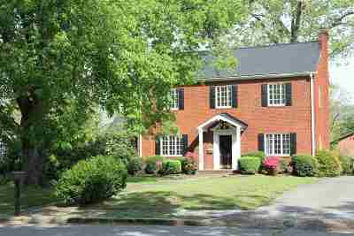 Etowah Single Family Home For Sale: 1323 Washington