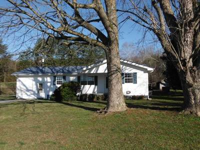 Tellico Plains Single Family Home For Sale: 400 Reliance Road