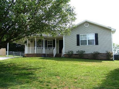 Cleveland Single Family Home For Sale: 125 Fox Ridge Trail SW