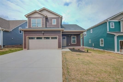 Cleveland Single Family Home For Sale: 186 Courtland Crest Dr SW