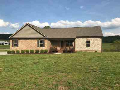 Cleveland Single Family Home For Sale: 7087 Blue Springs Road