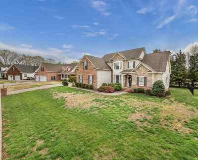 Ooltewah Single Family Home For Sale: 7828 Tranquility