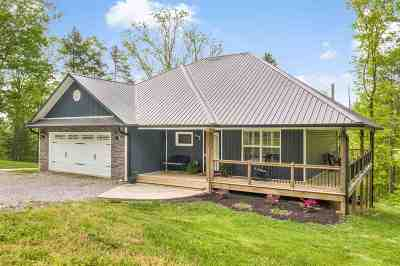 Cleveland Single Family Home For Sale: 393 Helms Lane SE