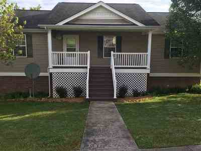 Benton Single Family Home For Sale: 120 Benjamin Place