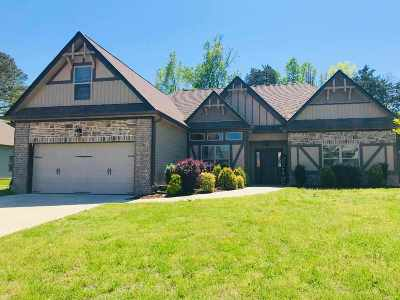 Cleveland Single Family Home For Sale: 603 Thoroughbred Dr NW