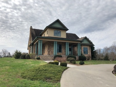 Sweetwater Single Family Home For Sale: 130 Autumn Woods Drive